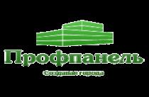 Логотип Профпанель - кровельные материалы